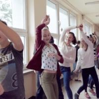 Polsko-czeski show taneczny, taniec belgijka | Polsko-česká taneční show